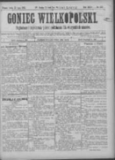 Goniec Wielkopolski: najtańsze pismo codzienne dla wszystkich stanów 1900.07.25 R.24 Nr167