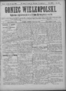 Goniec Wielkopolski: najtańsze pismo codzienne dla wszystkich stanów 1900.07.29 R.24 Nr171