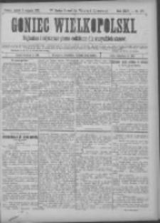 Goniec Wielkopolski: najtańsze pismo codzienne dla wszystkich stanów 1900.08.03 R.24 Nr175