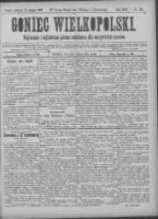Goniec Wielkopolski: najtańsze pismo codzienne dla wszystkich stanów 1900.08.12 R.24 Nr183