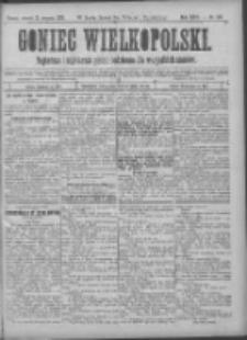 Goniec Wielkopolski: najtańsze pismo codzienne dla wszystkich stanów 1900.08.21 R.24 Nr189