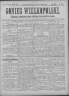 Goniec Wielkopolski: najtańsze pismo codzienne dla wszystkich stanów 1900.08.22 R.24 Nr190