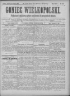 Goniec Wielkopolski: najtańsze pismo codzienne dla wszystkich stanów 1900.08.24 R.24 Nr192