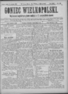 Goniec Wielkopolski: najtańsze pismo codzienne dla wszystkich stanów 1900.08.31 R.24 Nr198