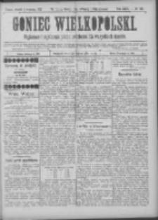 Goniec Wielkopolski: najtańsze pismo codzienne dla wszystkich stanów 1900.09.04 R.24 Nr201