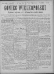 Goniec Wielkopolski: najtańsze pismo codzienne dla wszystkich stanów 1900.09.08 R.24 Nr205