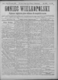 Goniec Wielkopolski: najtańsze pismo codzienne dla wszystkich stanów 1900.09.12 R.24 Nr206