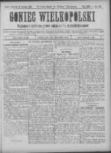 Goniec Wielkopolski: najtańsze pismo codzienne dla wszystkich stanów 1900.09.13 R.24 Nr208