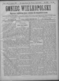 Goniec Wielkopolski: najtańsze pismo codzienne dla wszystkich stanów 1900.09.15 R.24 Nr210