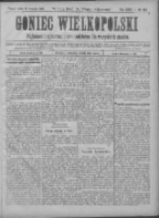 Goniec Wielkopolski: najtańsze pismo codzienne dla wszystkich stanów 1900.09.19 R.24 Nr213