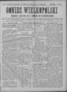 Goniec Wielkopolski: najtańsze pismo codzienne dla wszystkich stanów 1900.09.20 R.24 Nr214