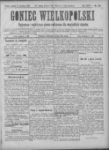 Goniec Wielkopolski: najtańsze pismo codzienne dla wszystkich stanów 1900.09.21 R.24 Nr215