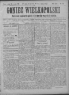 Goniec Wielkopolski: najtańsze pismo codzienne dla wszystkich stanów 1900.09.22 R.24 Nr216