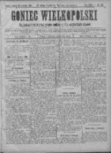Goniec Wielkopolski: najtańsze pismo codzienne dla wszystkich stanów 1900.09.25 R.24 Nr218