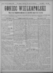 Goniec Wielkopolski: najtańsze pismo codzienne dla wszystkich stanów 1900.09.26 R.24 Nr219