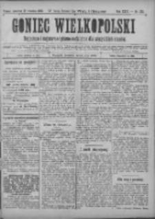 Goniec Wielkopolski: najtańsze pismo codzienne dla wszystkich stanów 1900.09.27 R.24 Nr220