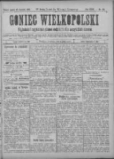 Goniec Wielkopolski: najtańsze pismo codzienne dla wszystkich stanów 1900.09.28 R.24 Nr221