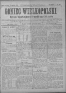 Goniec Wielkopolski: najtańsze pismo codzienne dla wszystkich stanów 1900.09.30 R.24 Nr223