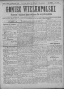 Goniec Wielkopolski: najtańsze pismo codzienne dla wszystkich stanów 1900.10.02 R.24 Nr224