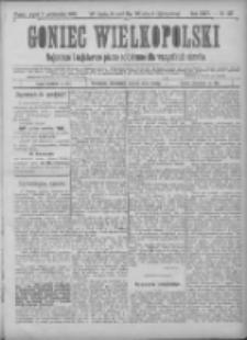 Goniec Wielkopolski: najtańsze pismo codzienne dla wszystkich stanów 1900.10.05 R.24 Nr227