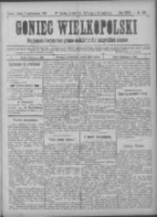 Goniec Wielkopolski: najtańsze pismo codzienne dla wszystkich stanów 1900.10.06 R.24 Nr228