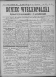 Goniec Wielkopolski: najtańsze pismo codzienne dla wszystkich stanów 1900.10.09 R.24 Nr230