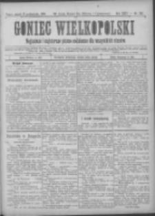 Goniec Wielkopolski: najtańsze pismo codzienne dla wszystkich stanów 1900.10.12 R.24 Nr233