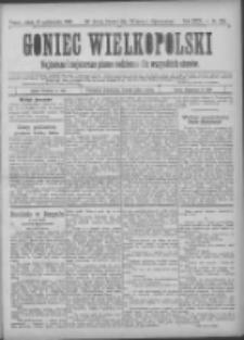 Goniec Wielkopolski: najtańsze pismo codzienne dla wszystkich stanów 1900.10.13 R.24 Nr234