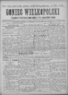 Goniec Wielkopolski: najtańsze pismo codzienne dla wszystkich stanów 1900.10.14 R.24 Nr235