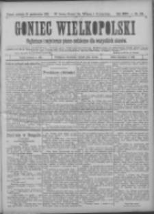 Goniec Wielkopolski: najtańsze pismo codzienne dla wszystkich stanów 1900.10.21 R.24 Nr241