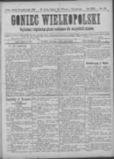 Goniec Wielkopolski: najtańsze pismo codzienne dla wszystkich stanów 1900.10.23 R.24 Nr242
