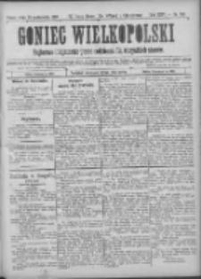 Goniec Wielkopolski: najtańsze pismo codzienne dla wszystkich stanów 1900.10.24 R.24 Nr243