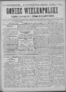 Goniec Wielkopolski: najtańsze pismo codzienne dla wszystkich stanów 1900.10.26 R.24 Nr245