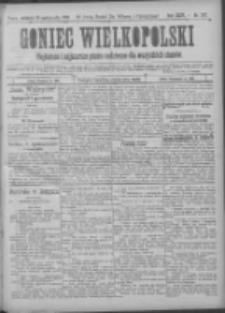 Goniec Wielkopolski: najtańsze pismo codzienne dla wszystkich stanów 1900.10.28 R.24 Nr247+dodatki