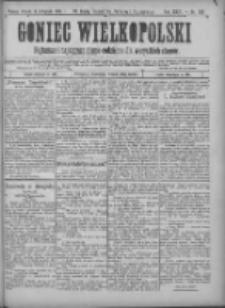 Goniec Wielkopolski: najtańsze pismo codzienne dla wszystkich stanów 1900.11.13 R.24 Nr259