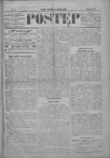 Postęp 1896.01.09 R.7 Nr6