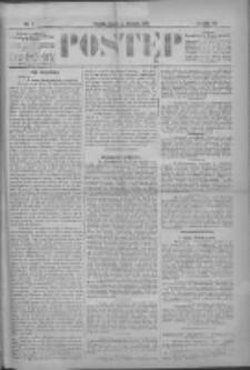 Postęp 1896.01.10 R.7 Nr7
