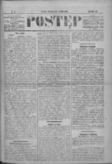 Postęp 1896.01.12 R.7 Nr9