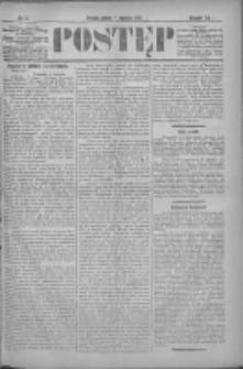 Postęp 1896.01.17 R.7 Nr13