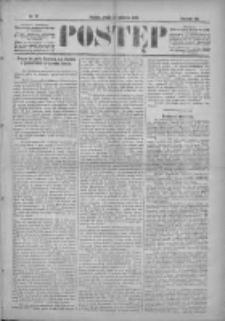Postęp 1896.01.22 R.7 Nr17