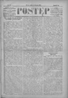 Postęp 1896.01.24 R.7 Nr19