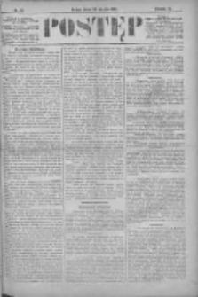 Postęp 1896.01.29 R.7 Nr23