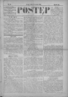 Postęp 1896.01.31 R.7 Nr25