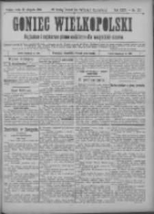 Goniec Wielkopolski: najtańsze pismo codzienne dla wszystkich stanów 1900.11.28 R.24 Nr271