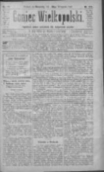 Goniec Wielkopolski: najtańsze pismo codzienne dla wszystkich stanów 1883.09.30 R.7 Nr222