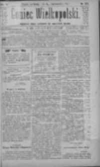 Goniec Wielkopolski: najtańsze pismo codzienne dla wszystkich stanów 1883.10.03 R.7 Nr224