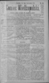 Goniec Wielkopolski: najtańsze pismo codzienne dla wszystkich stanów 1883.10.11 R.7 Nr231
