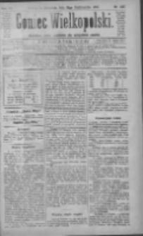Goniec Wielkopolski: najtańsze pismo codzienne dla wszystkich stanów 1883.10.18 R.7 Nr237
