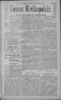Goniec Wielkopolski: najtańsze pismo codzienne dla wszystkich stanów 1883.10.24 R.7 Nr242