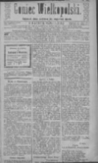 Goniec Wielkopolski: najtańsze pismo codzienne dla wszystkich stanów 1883.10.30 R.7 Nr249